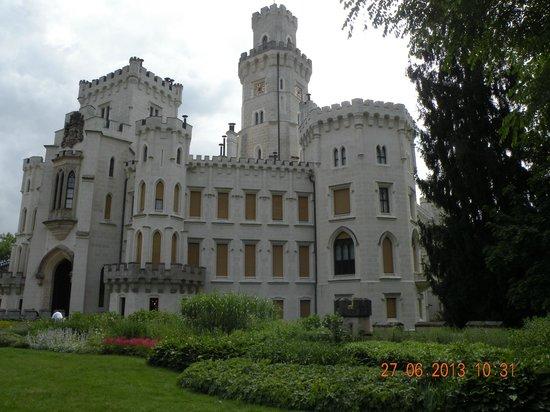 nad vltavou castle - photo #24