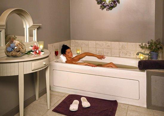 Medbery Inn and Day Spa: San Souci Mineral Bath