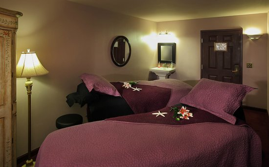 Medbery Inn and Day Spa: Couple's Massage Suites at The Day Spa