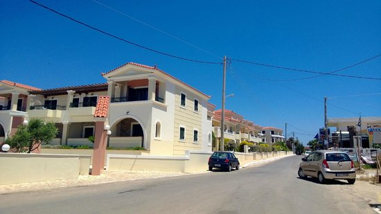 Messina Resort Hotel : Общий вид на отель