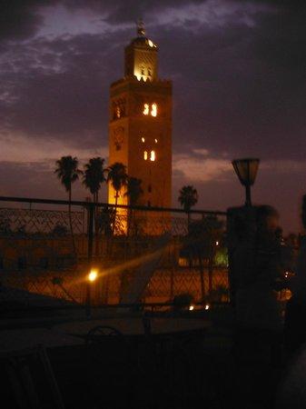 Hotel Foucauld : Local mosque