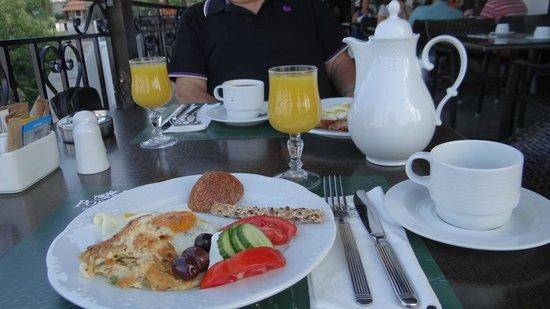 Portaria Hotel : Breakfast time