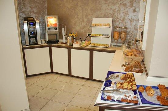 All'Orologio: Frühstück