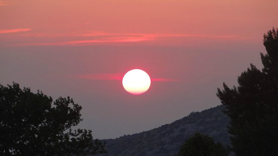 Portaria Hotel : Stunning Sunsets