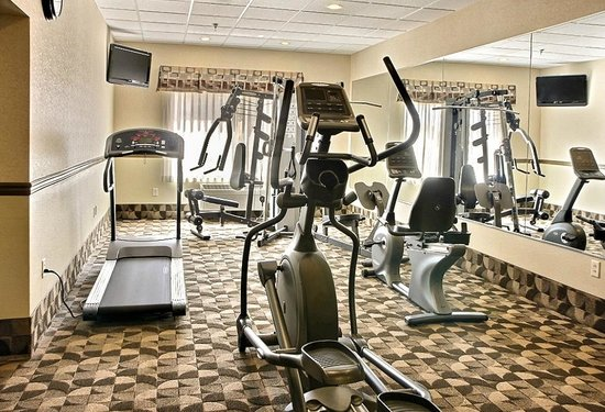 BEST WESTERN PLUS Montezuma Inn & Suites : Fitness Center