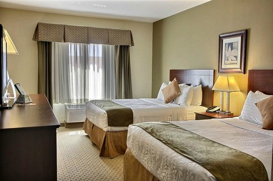 BEST WESTERN PLUS Montezuma Inn & Suites : Double Queen bedroom