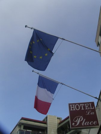 Vieux Lyon: Bandera de Lyon