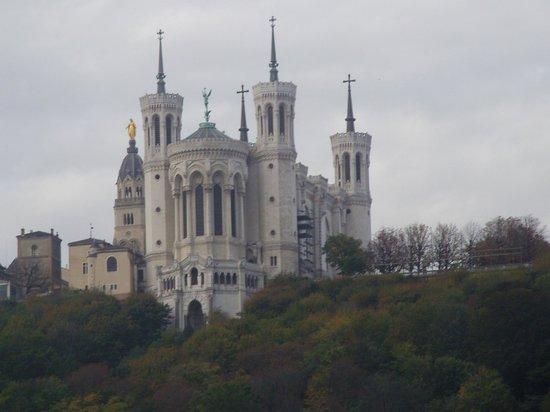 Vieux Lyon: Castillos Parte Antigua