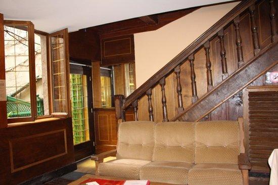Chambres d'Hotes Le Patio: Salon
