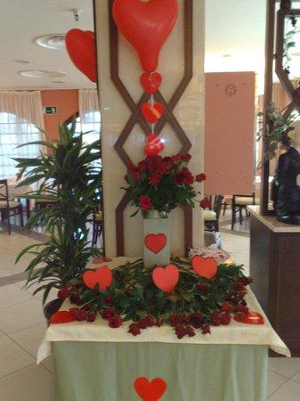 Decoracion san valentin 2013 rosas para los enamorados - Decoracion tenerife ...