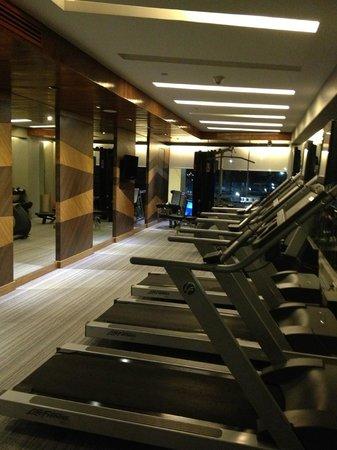 F1 Hotel Manila: Gym