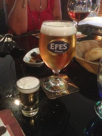 Casa La Luna: small beer, hehe :-)