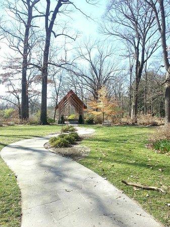 Memphis Botanic Garden: Jardín Botanico
