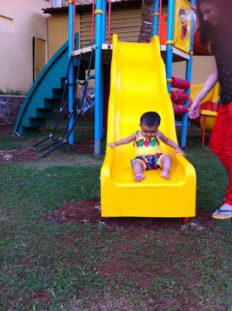 Fariyas Resort Lonavala: Asmall kids area