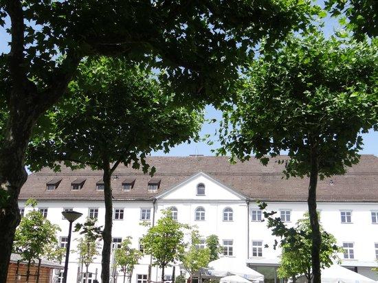 Schlosswirtschaft Herrenchiemsee: Le restaurant