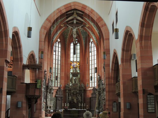 Evangelische Stiftskirche: Alter