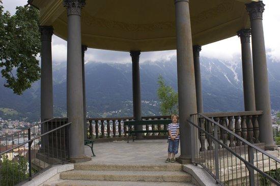 """Museum """"Das Tirol Panorama"""": The view"""