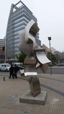 Santiago, Chile: Cristina Pizarro, Nebulosa de viento