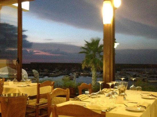 Ristorante Il Saturnino: Roba cina...roba fina!!!