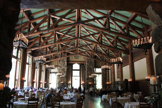 The Majestic Yosemite Dining Room: Dinning Room Itself Was The Best Part