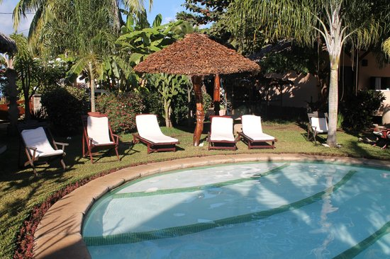 Hotel Le Zahir Lodge Nosy Be : piscine