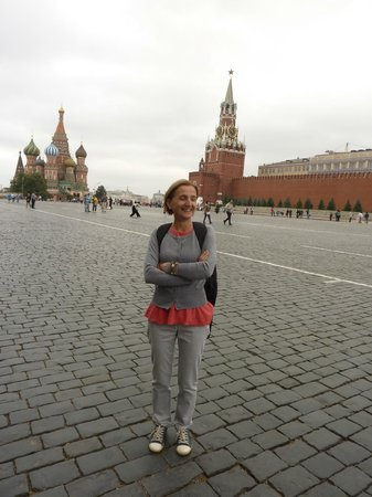 parallel 60 : on the Red Square