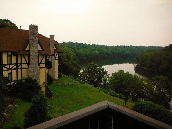 Bavarian Inn: View