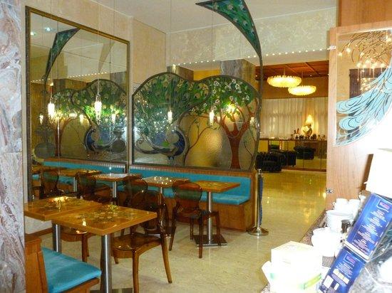 Hotel Star: Breakfast Area