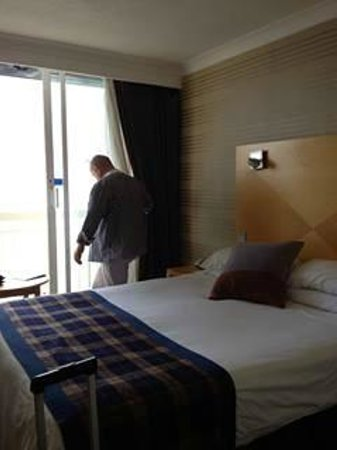Best Western Palace Hotel & Casino : Double room