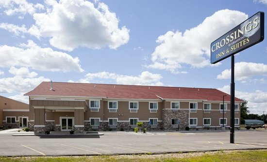 GrandStay Hotel & Suites Parkers Prairie : Hotel with Attached Event Center