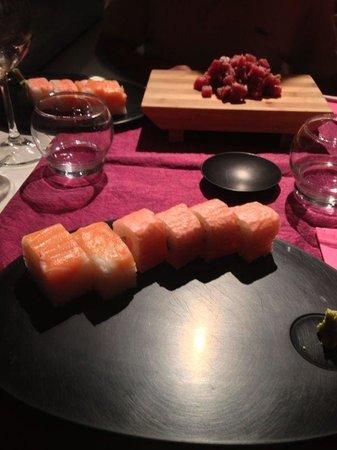 Sushi di Alessandra Stilo: Buono!