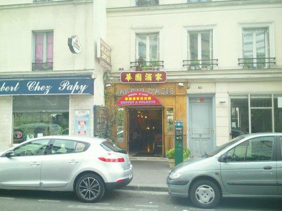 Jardin d asie chinese restaurant 78 rue baudricourt in for Jardin d asie 78 rue baudricourt 75013 paris