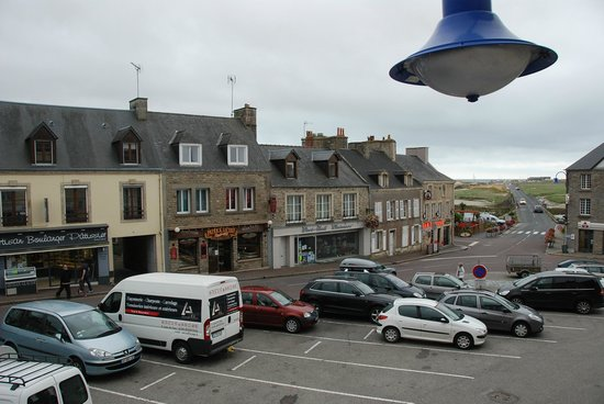 Le Phenix: view from front bed room window.
