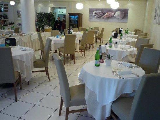 Bellettini Hotel: Speisesaal Bereich für PicNic-Gäste