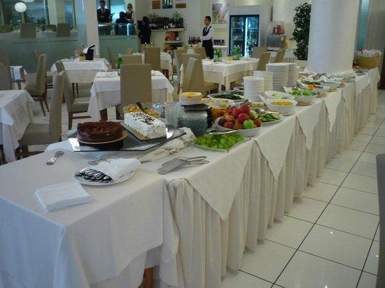 Bellettini Hotel: Vorspeisen- und Salatbuffet