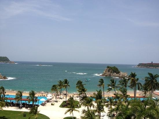 Dreams Huatulco Resort & Spa: un dia soleado!