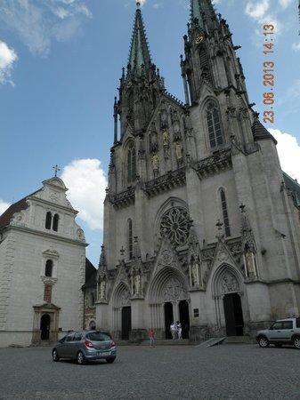 Olomouc Town Hall: Церковь