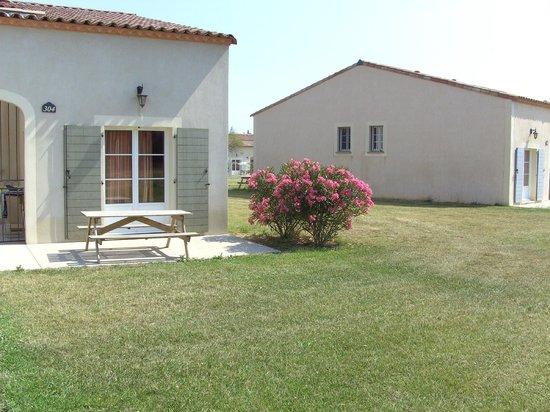 Jasses De Camargue - Villas: Extérieur des maisons