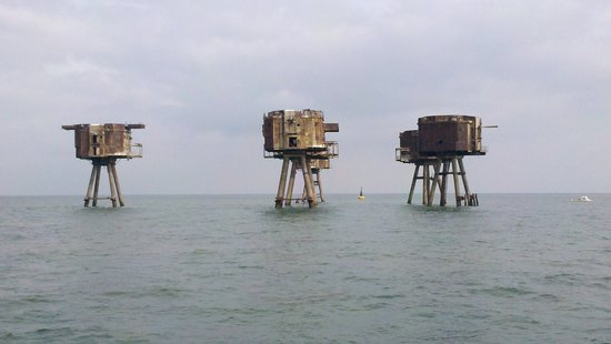 Rib Request - Day Tours: Shivering Sands Towers