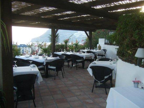 Hotel La tartana: terrace