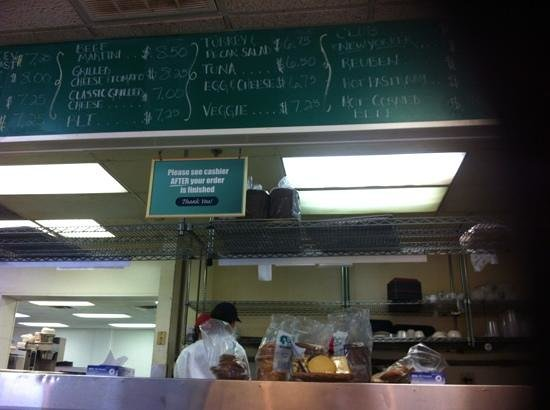 Wright's Gourmet House: place