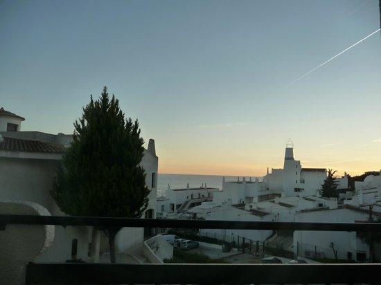 Apartamentos Soldoiro: View from Studio apartment SUNSET