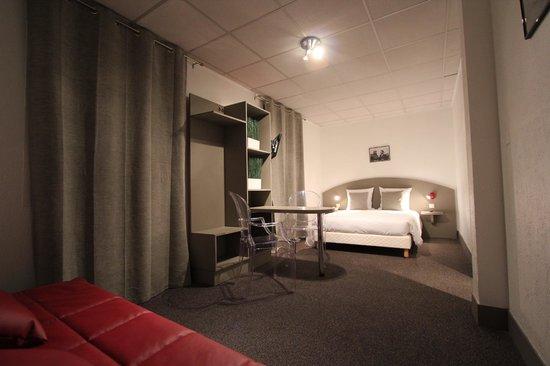 Hôtel Vol de Nuit  : Suite Junior