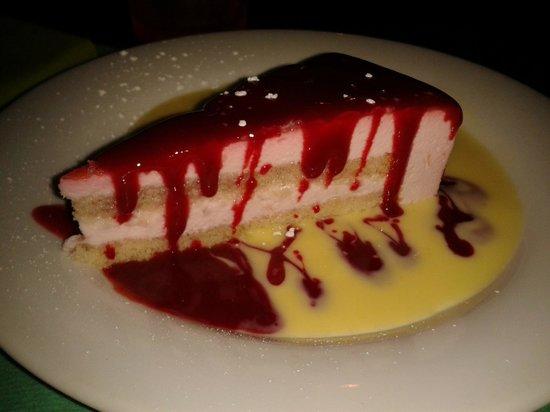 So Phare Away : le dessert aux fruits rouges