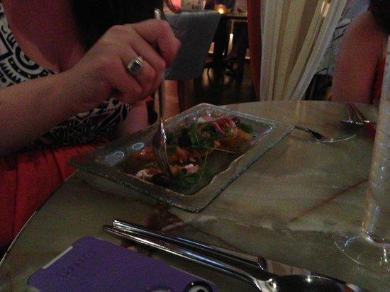 Marmalade Restaurant & Wine Bar: Beef Tenderloin