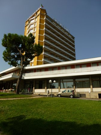 Hotel Augustus Terme: hotel