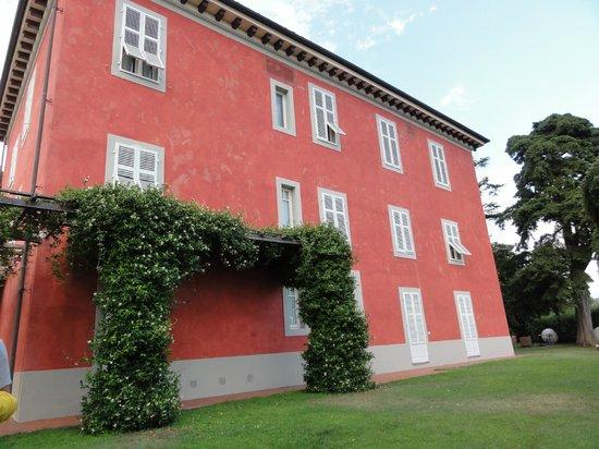 Villa Cassia di Baccano: La villa
