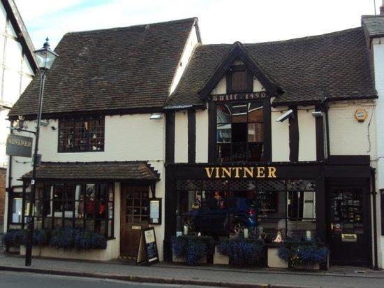 Vintner: Beautiful place...