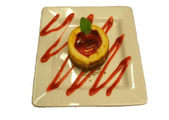 The Wine Bar At Vintner Valley: Ricotta Cheese Cake