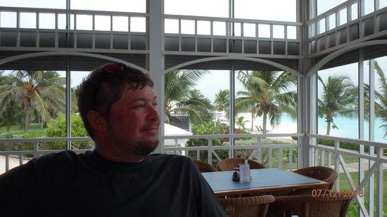 Beach House Restaurant at Cape Santa Maria: Beautiful building